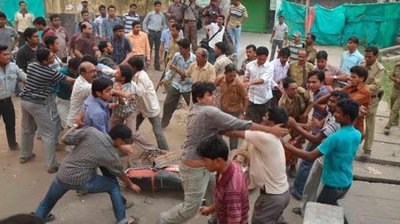 Agarthala Clash