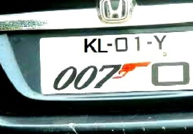 Kerala yet to implement security number plate scheme