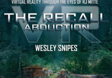 Recall VR Abduction app – A Groundbreaking new VR Experience