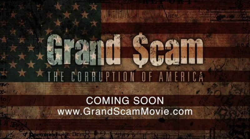 New Documentary called Grand Scam which is coming out on iTunes in December