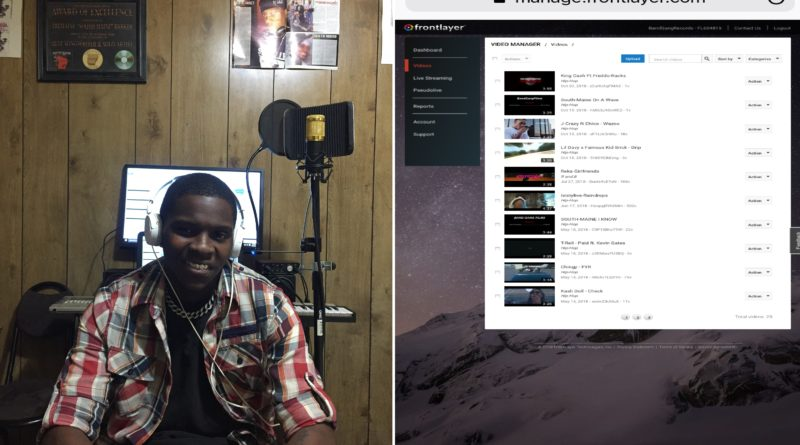 Interview With Tremaine Barker